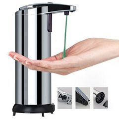 Zeep- & desinfectiemiddeldispenser automatisch 280 ml ST-SP 124
