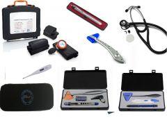 Manuelles Blutdruckmessgerät-Set mit Kardiologie-Stethoskop ST-P98X