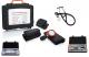 Manuelles Blutdruckmessgerät set mit 5 Manschetten mit Kardiologie Stethoskop und Diagnostikleuchte set ST-T32X